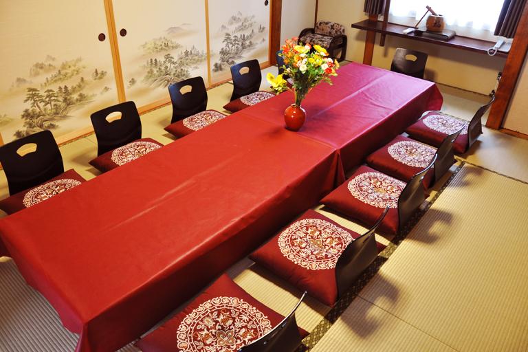 富蔵家本館 蕎実亭